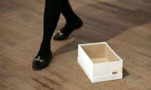 Gabriel Orozcos, Empty Shoe Box