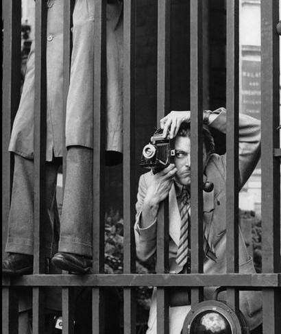 Bob Collins street photography